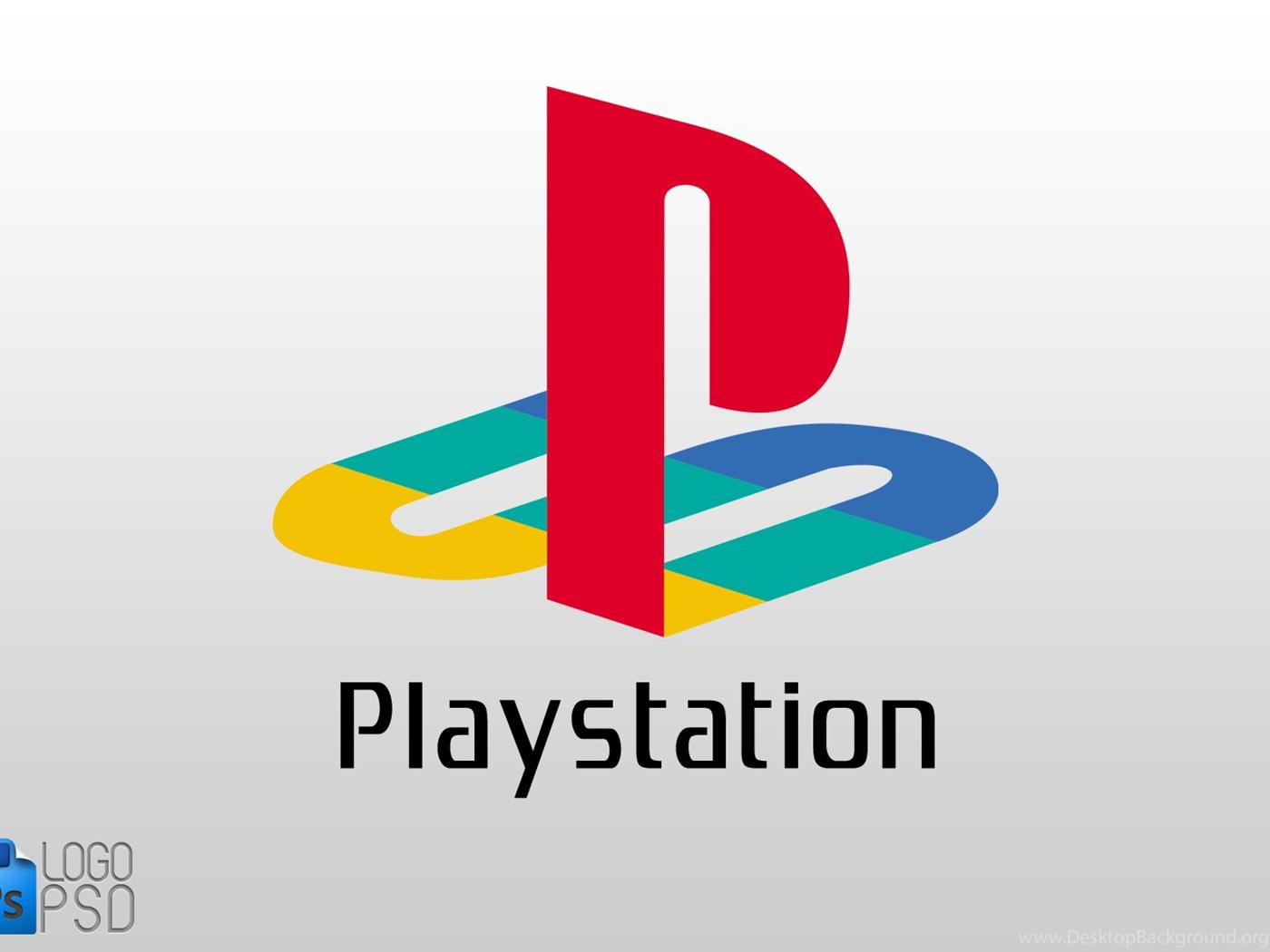 Playstation 2 Logo Wallpaper Desktop Background