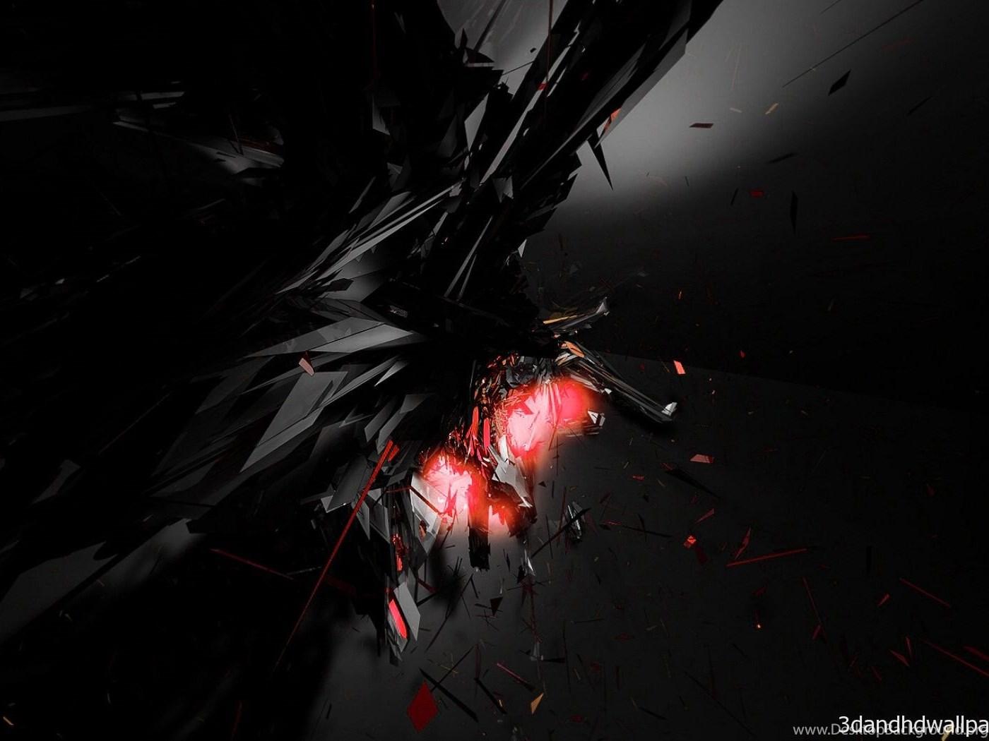 Black Backgrounds Red Fire Hd Wallpapers 3dandhdwallpapers Desktop Background