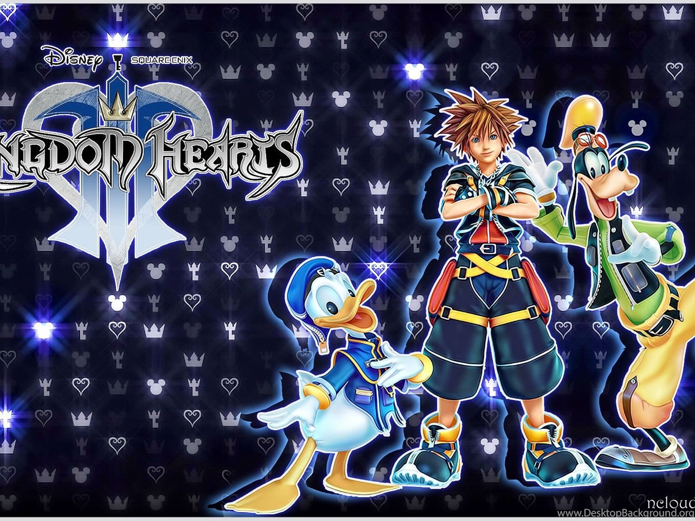 Games Movies Music Anime My Kingdom Hearts 3 Wallpapers 2 Desktop
