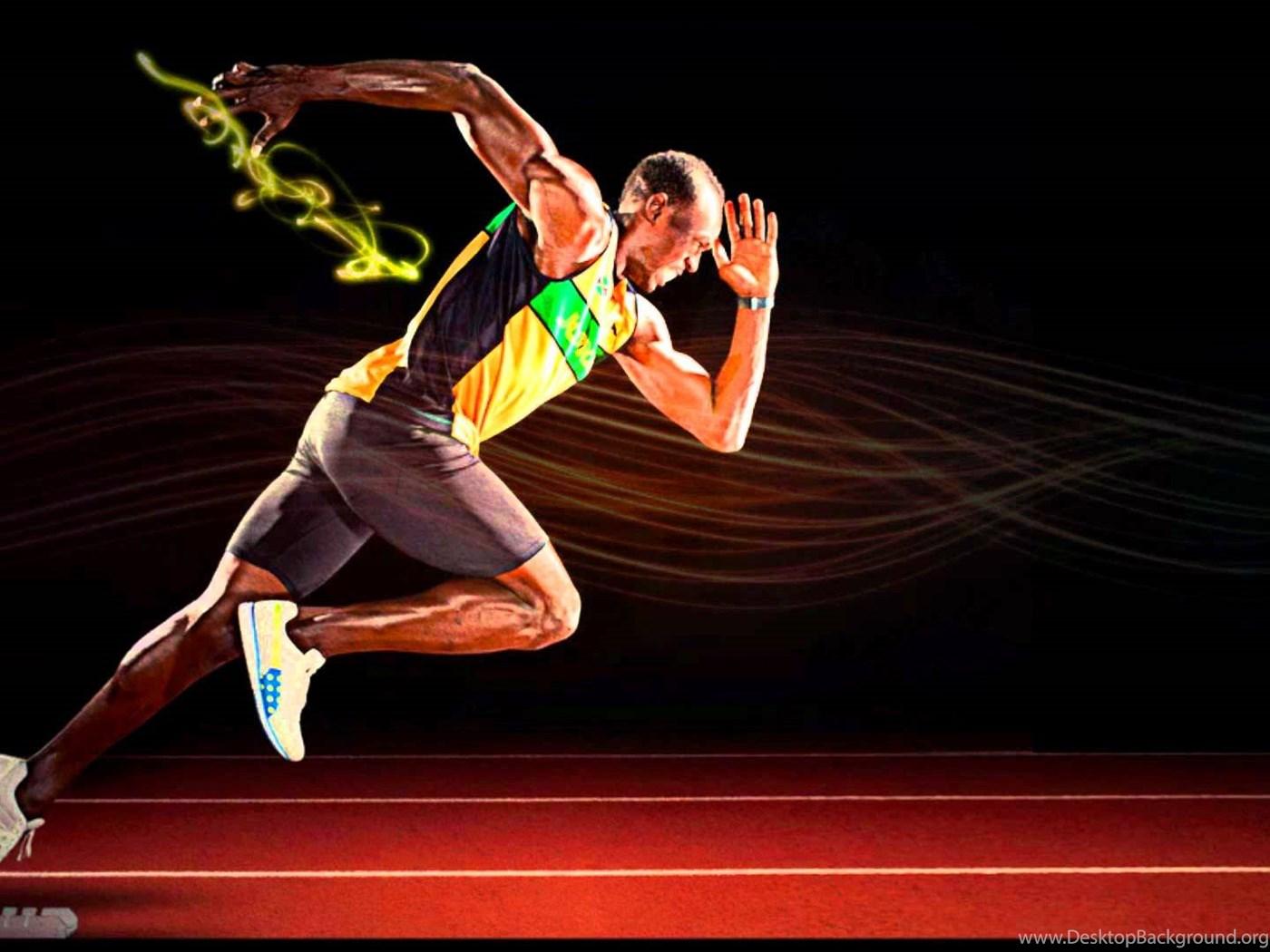 Usain Bolt Wallpapers Youtube Desktop Background