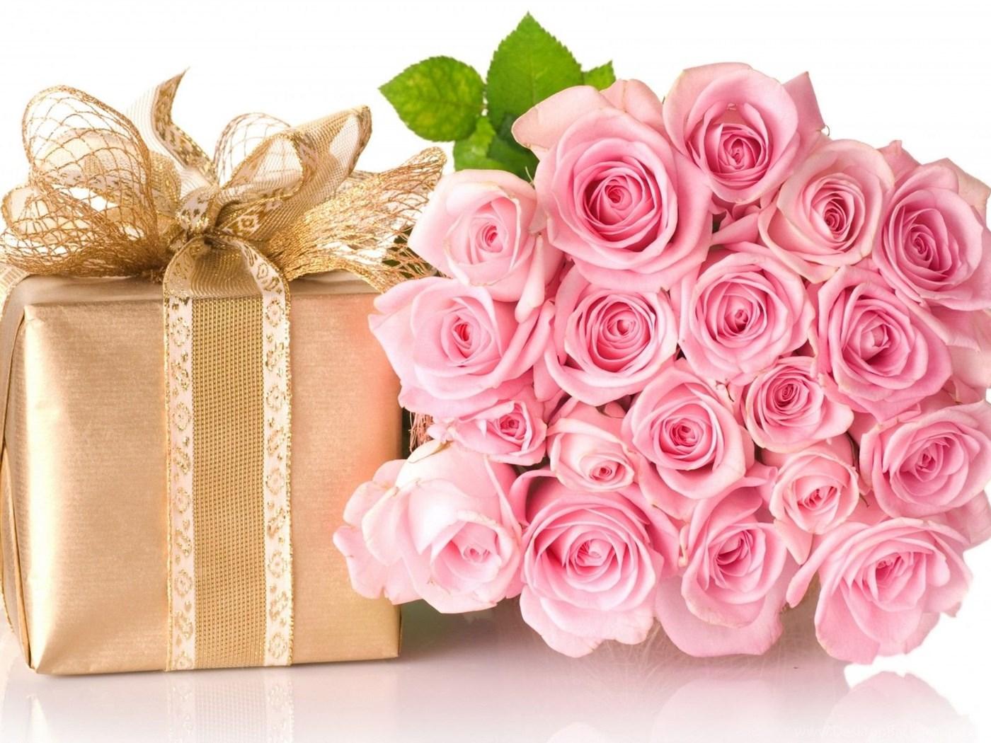 Happy Birthday Flowers Rose Imagesg Desktop Background
