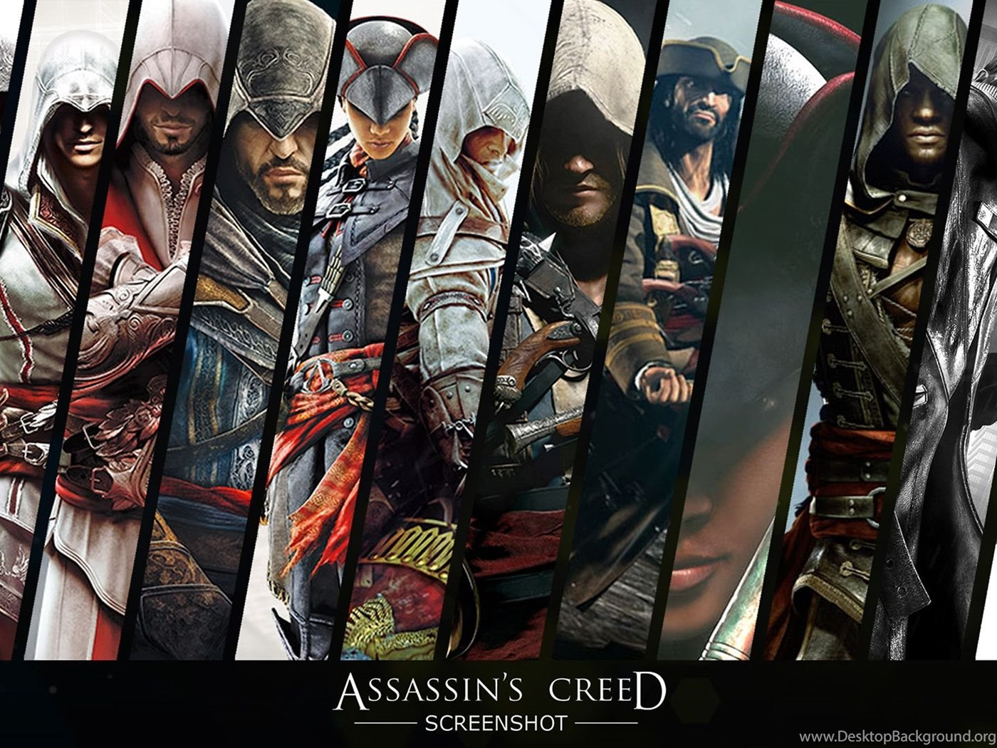 Assassins Creed Unity Wallpapers 4k L E F By Mastersebix On