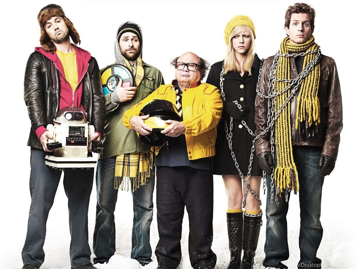 Its Always Sunny In Philadelphia Hd Wallpapers And Backgrounds