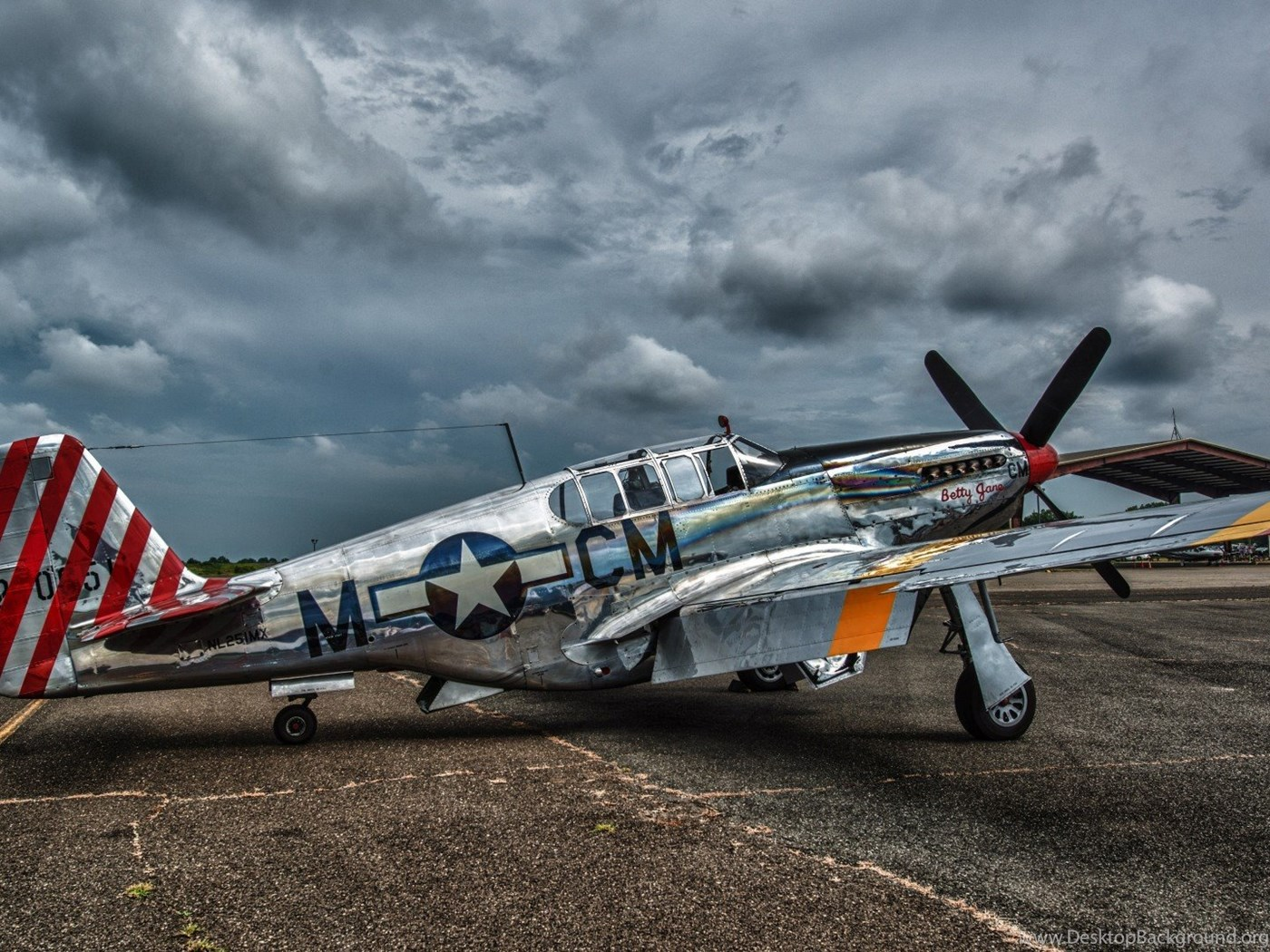 P 51 Mustang Wallpapers 1224556 Desktop Background