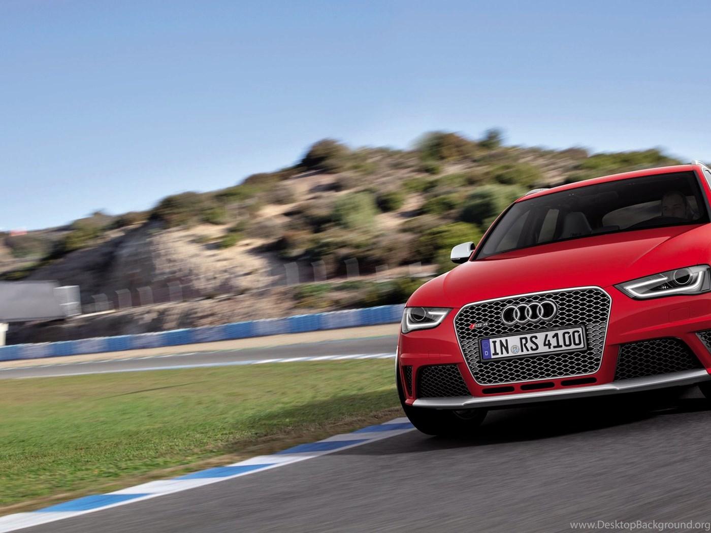 Audi Rs4 Wallpapers Image Desktop Background