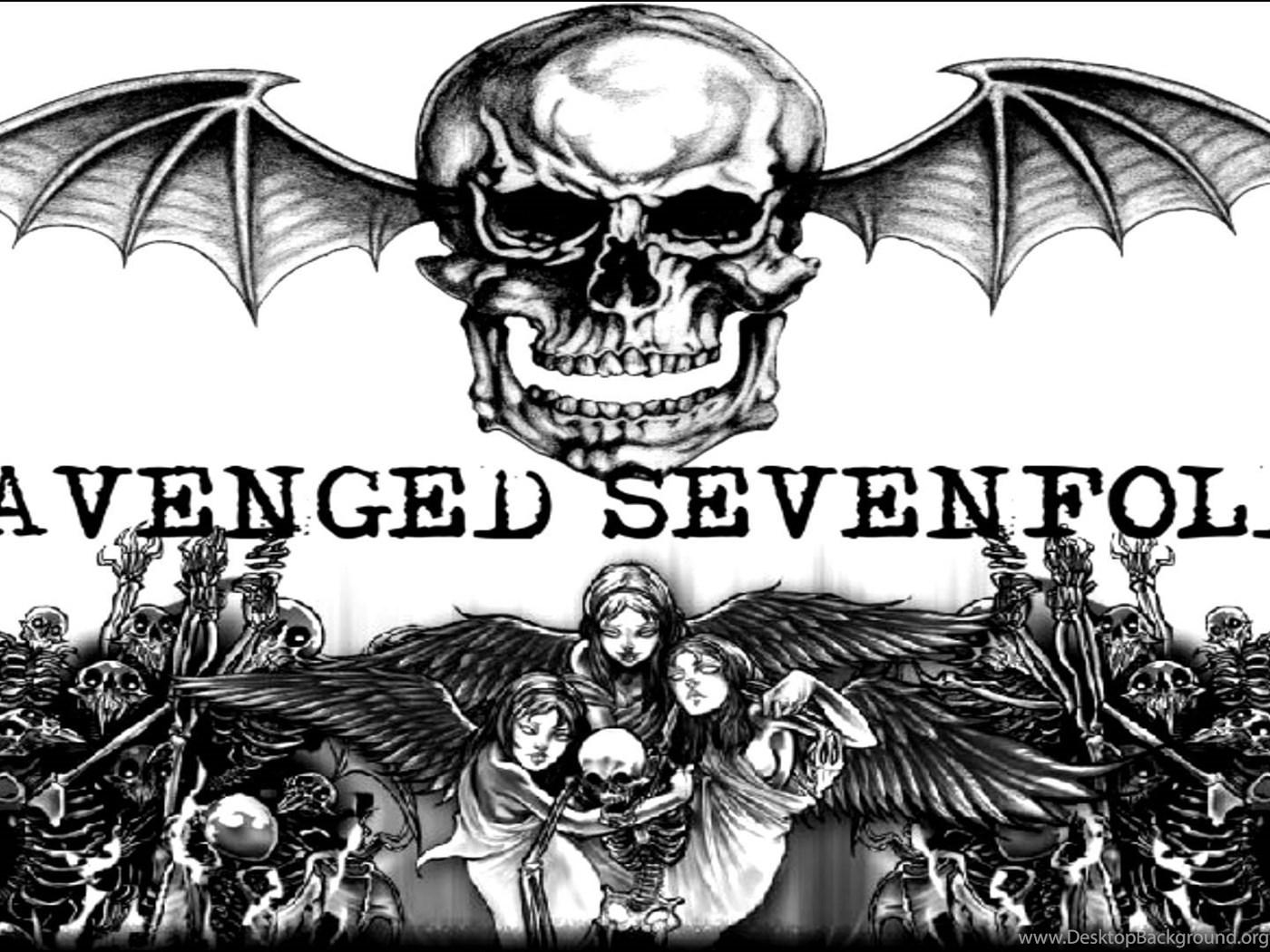Avenged Sevenfold Deathbat Wallpapers High Quality 2kf Wallpey