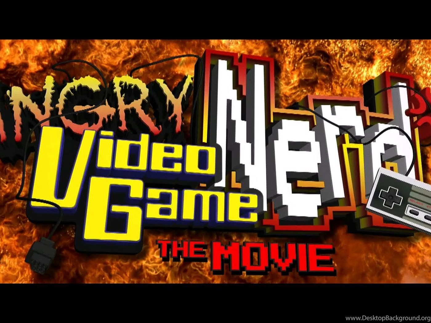 Angry Video Game Nerd The Movie Official Trailer Hd Youtube