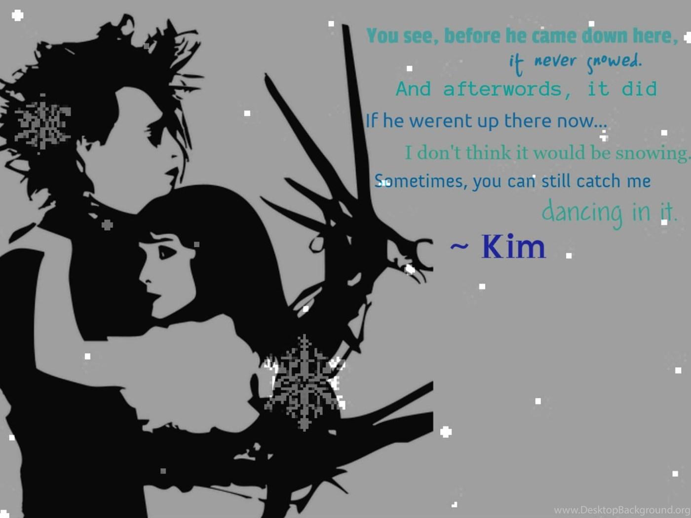 Edward Scissorhands Drama Fantasy Romance Depp Mood Love