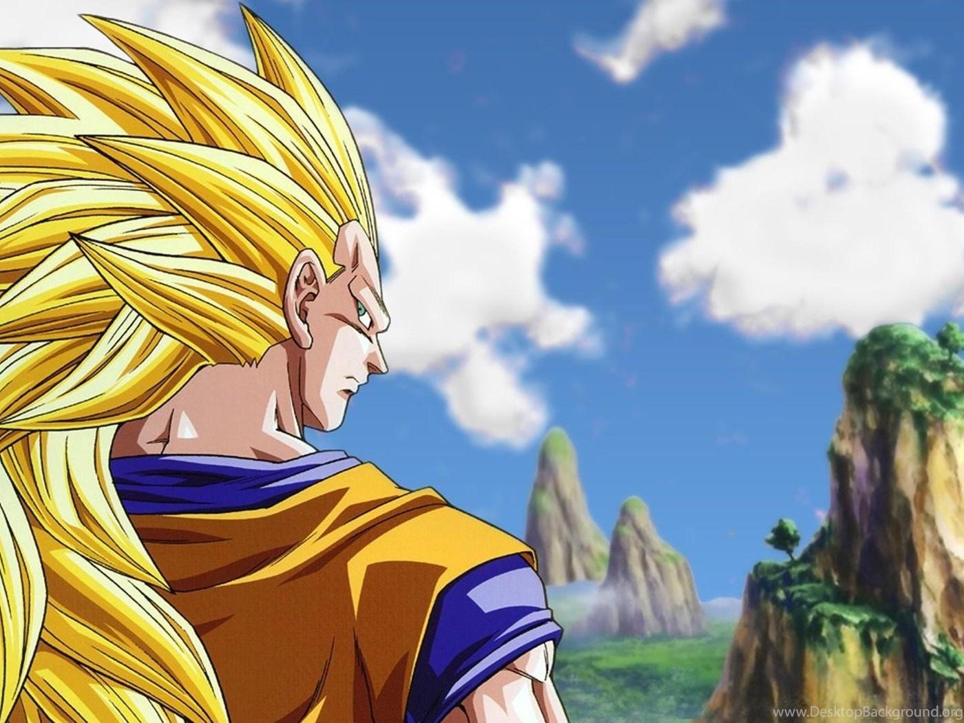 Hd Super Saiyan 3 Goku Dragon Ball Z Wallpapers Full Size