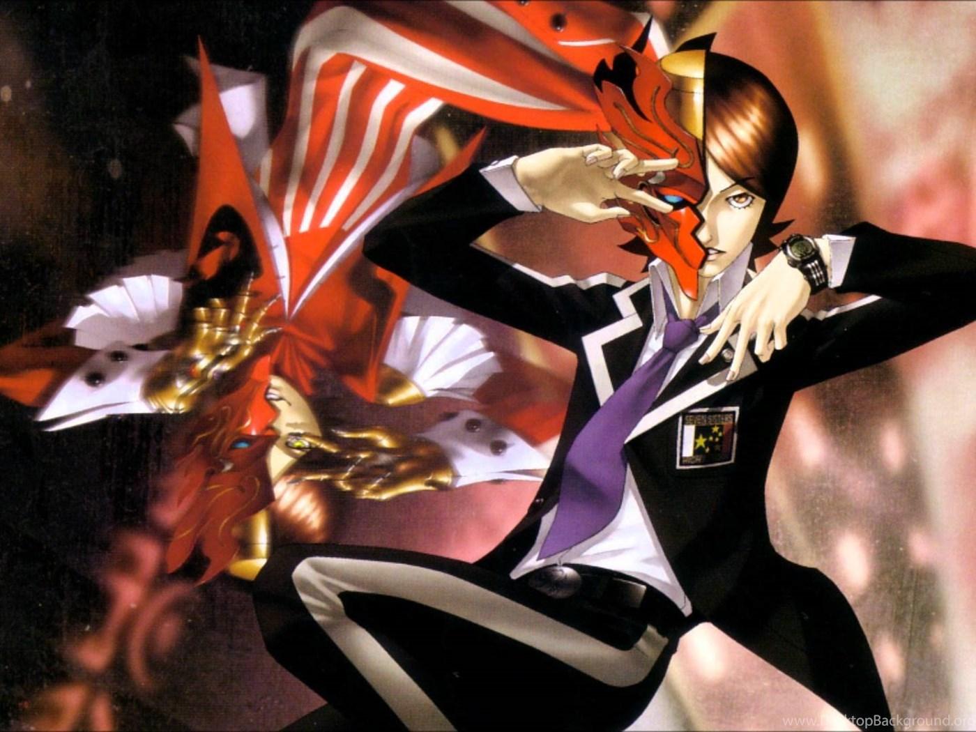 Persona 2 Innocent Sin (PSP): Boss Battle [Extended] YouTube