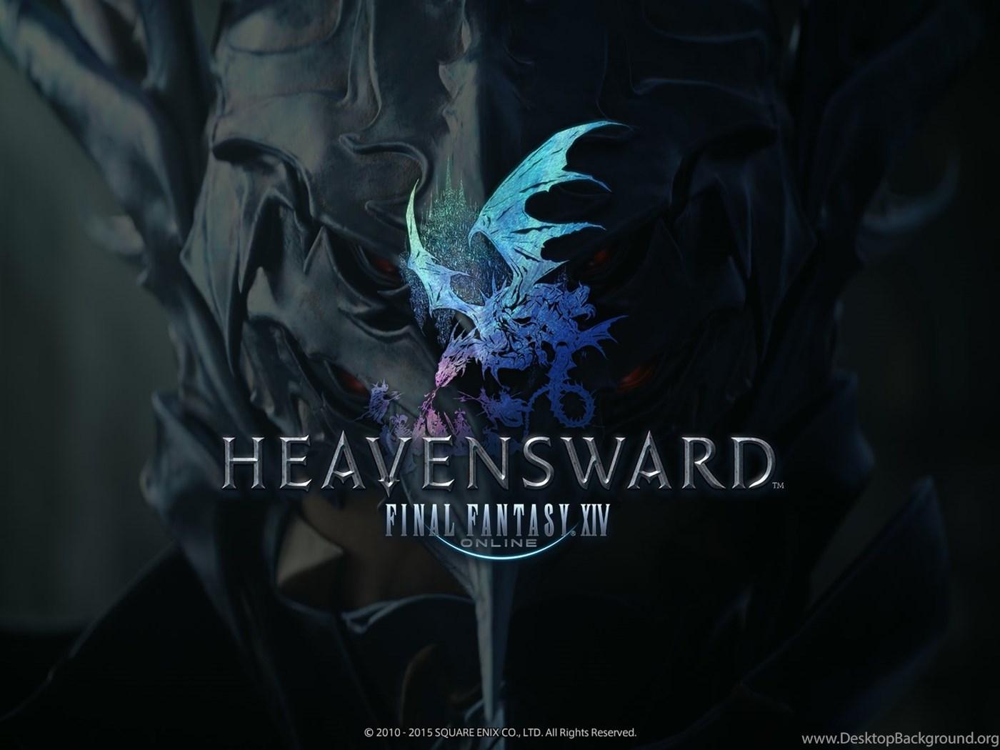Final Fantasy Xiv Wallpapers Desktop Background