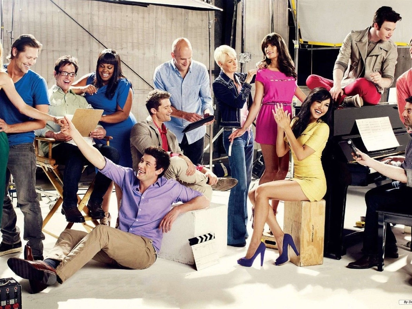 Glee desktop wallpapers wallpapers cave desktop background fullscreen voltagebd