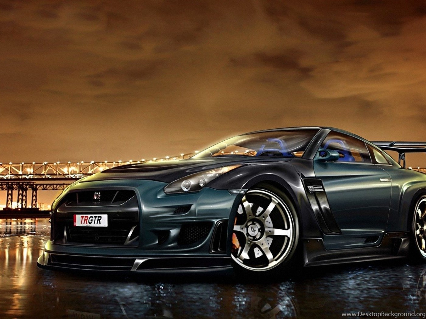 Nissan Skyline Gtr Wallpapers Widescreen Desktop Background