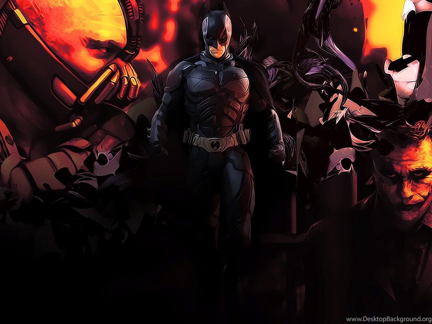 Batman The Dark Knight Returns Wallpapers Desktop Background