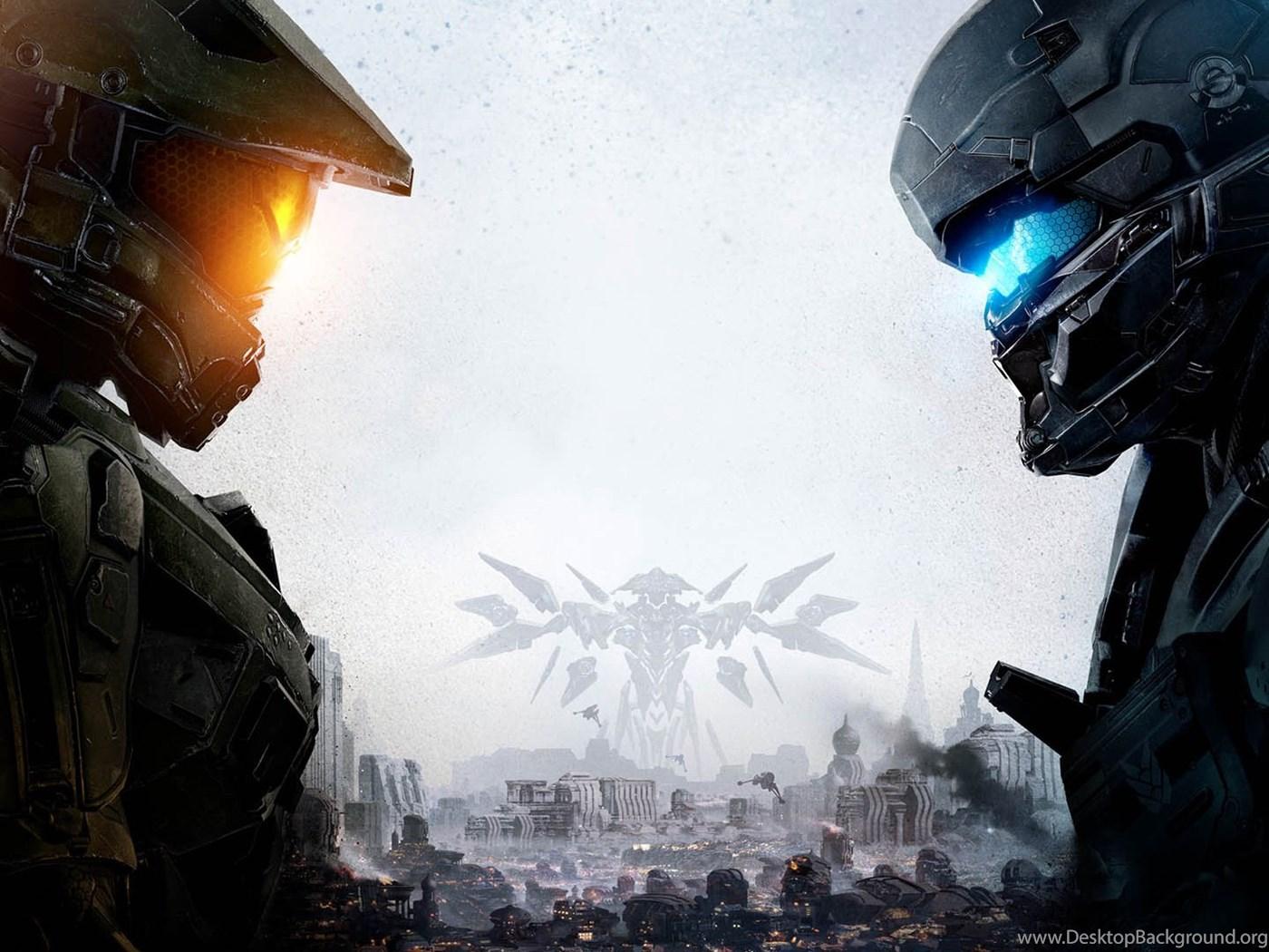 Desktop Wallpapers Halo 5: Guardians Games Desktop Background
