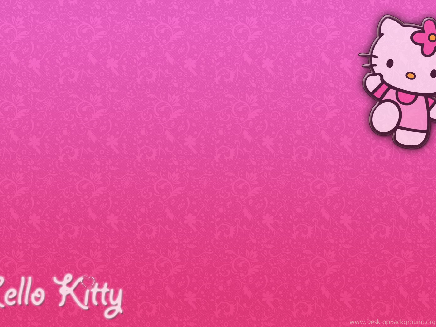 Hello Kitty Wallpapers Desktop Background