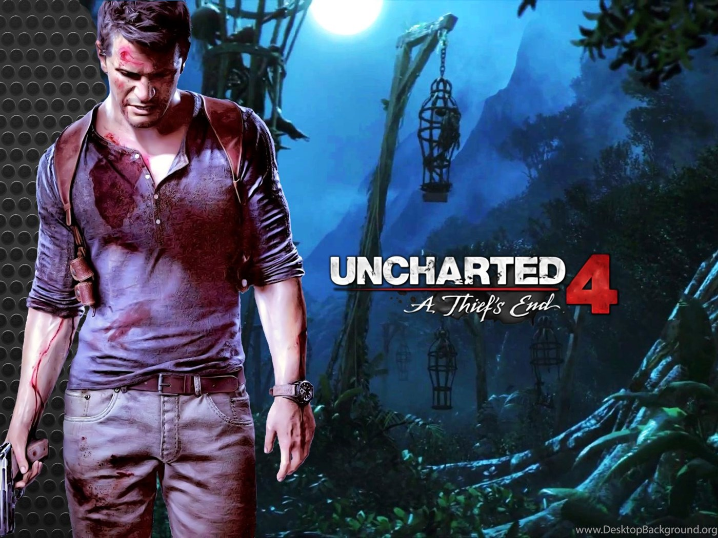 Uncharted 4 Wallpapers High Resolution And Quality Download Desktop Background