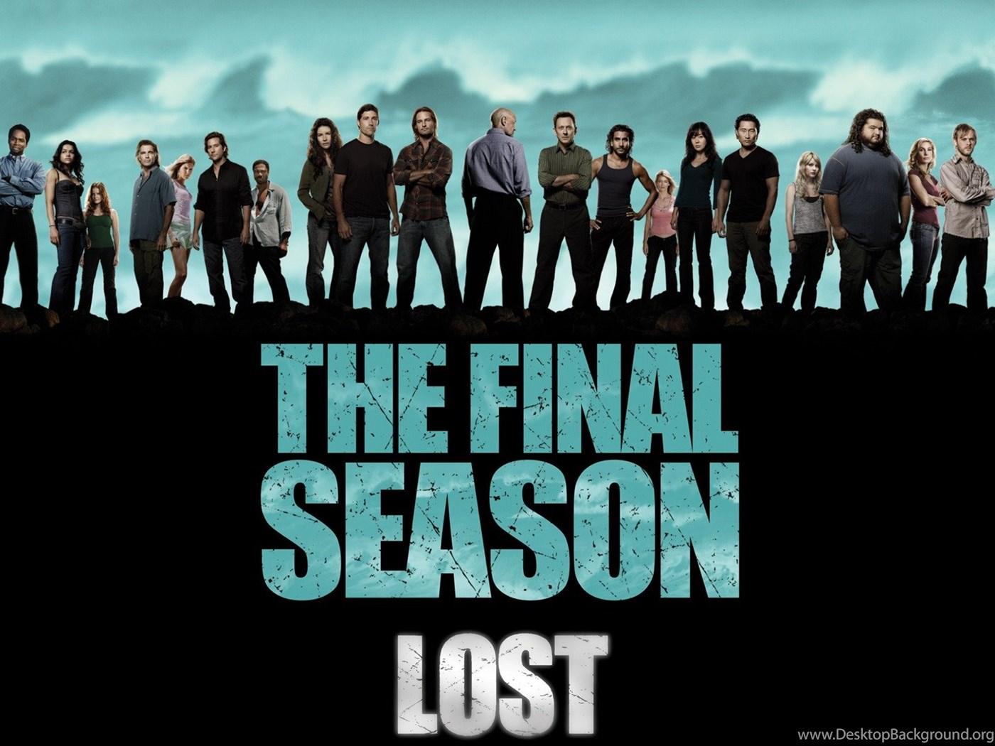 Lost: Main Cast HD Wallpapers Desktop Background