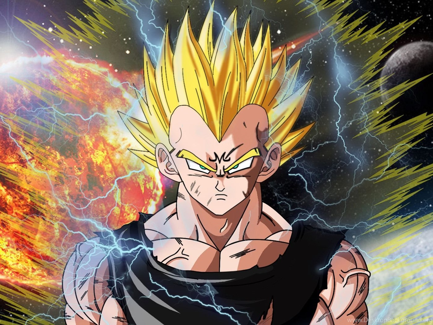 Majin vegeta wallpapers wallpapers cave desktop background - Dragon ball z majin vegeta wallpaper ...