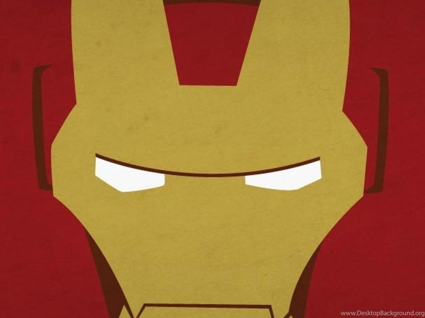 Superhero Minimalism Blo0p Iron Man Heroes Hd Wallpapers Desktop