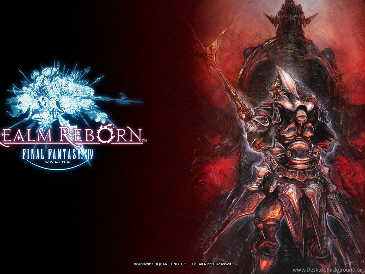 New Final Fantasy Xiv A Realm Reborn Wallpapers Featuring Gaius
