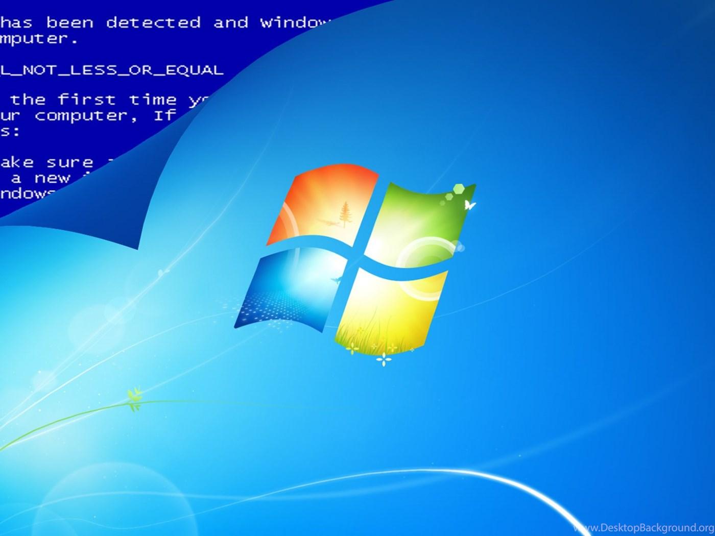 Blue Screen Of Death 1920x1080 Images Desktop Background