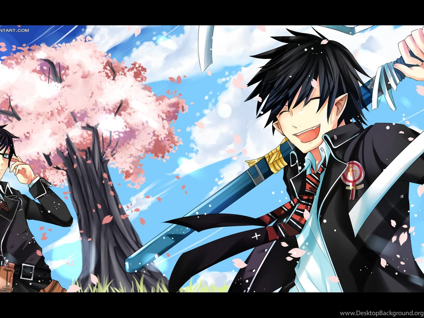 Wallpapers Ao No Exorcist Anime Image Desktop Background