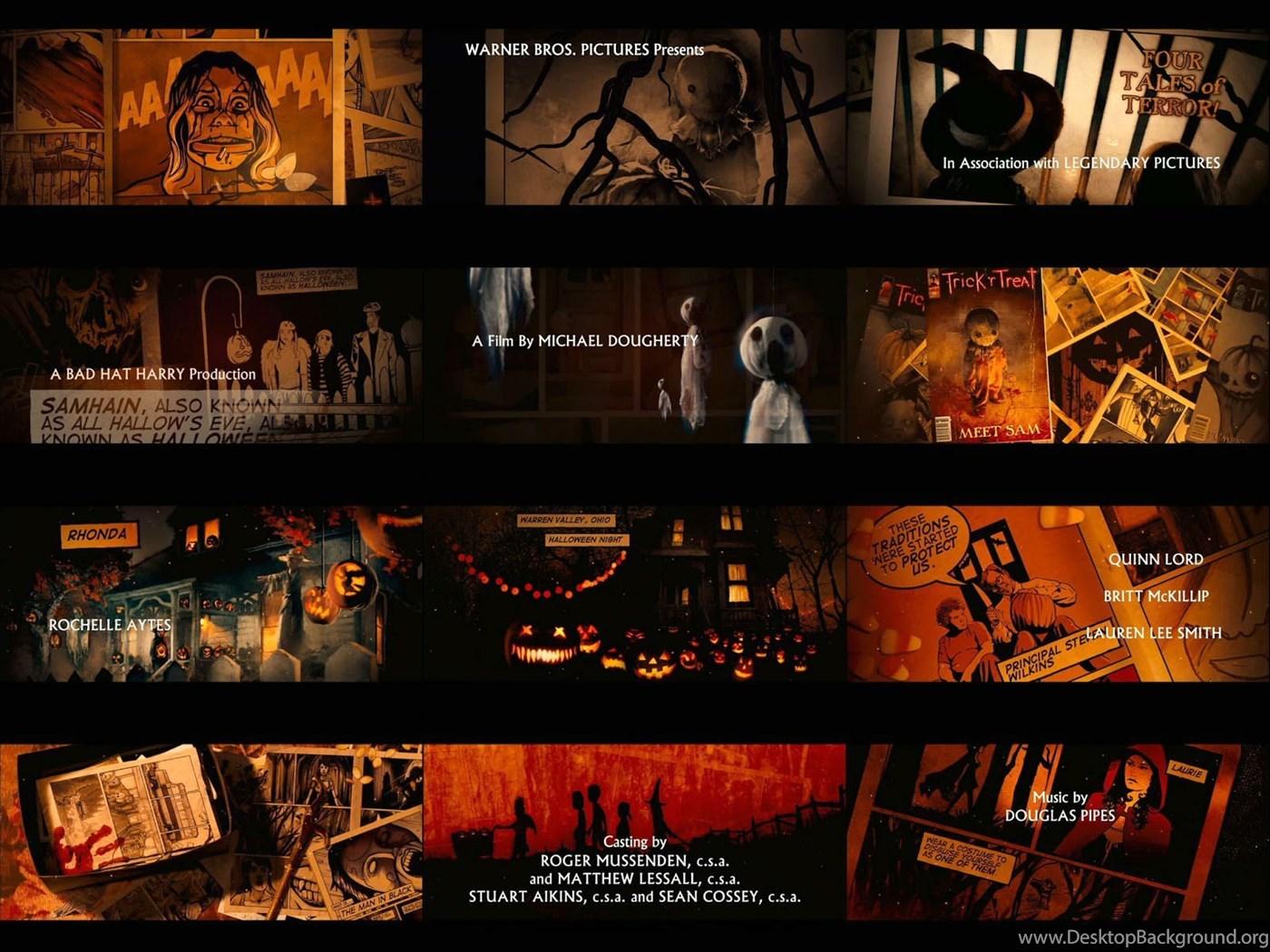 Trick R Treat Horror Thriller Dark Halloween Movie Film 39