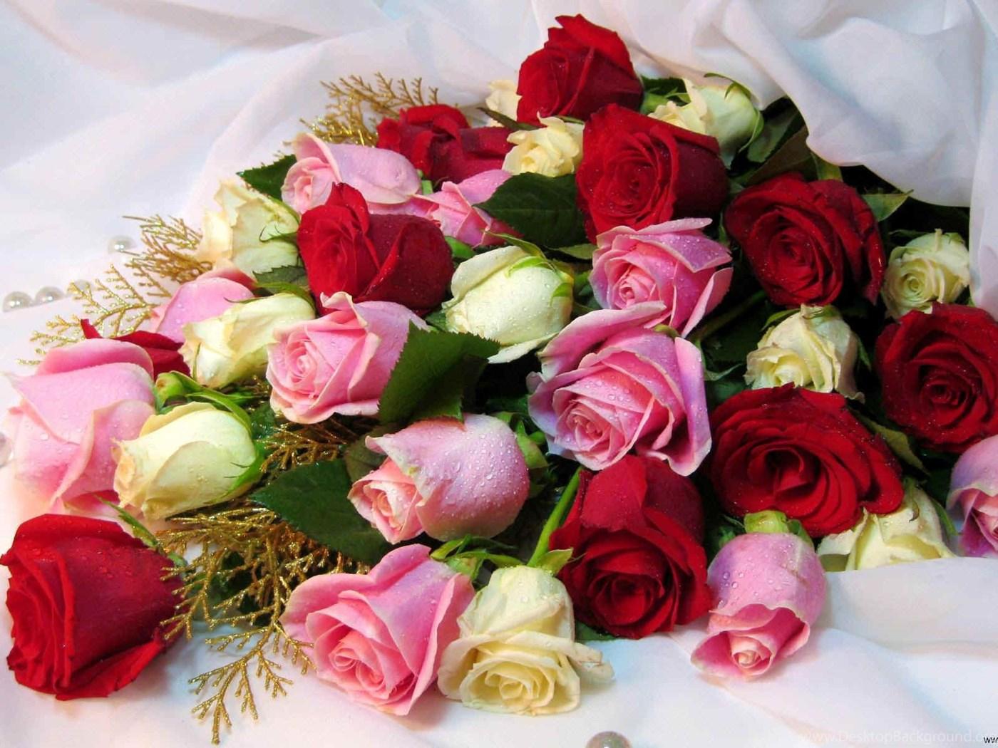 Классный букет цветов фото