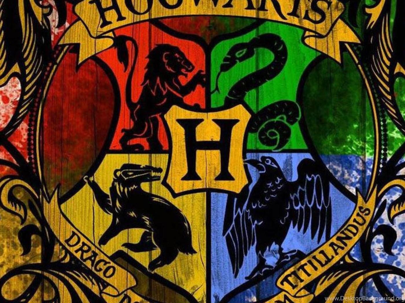 Harry Art Hogwarts Logo Harry Potter Digital Hogwarts Potter Hd