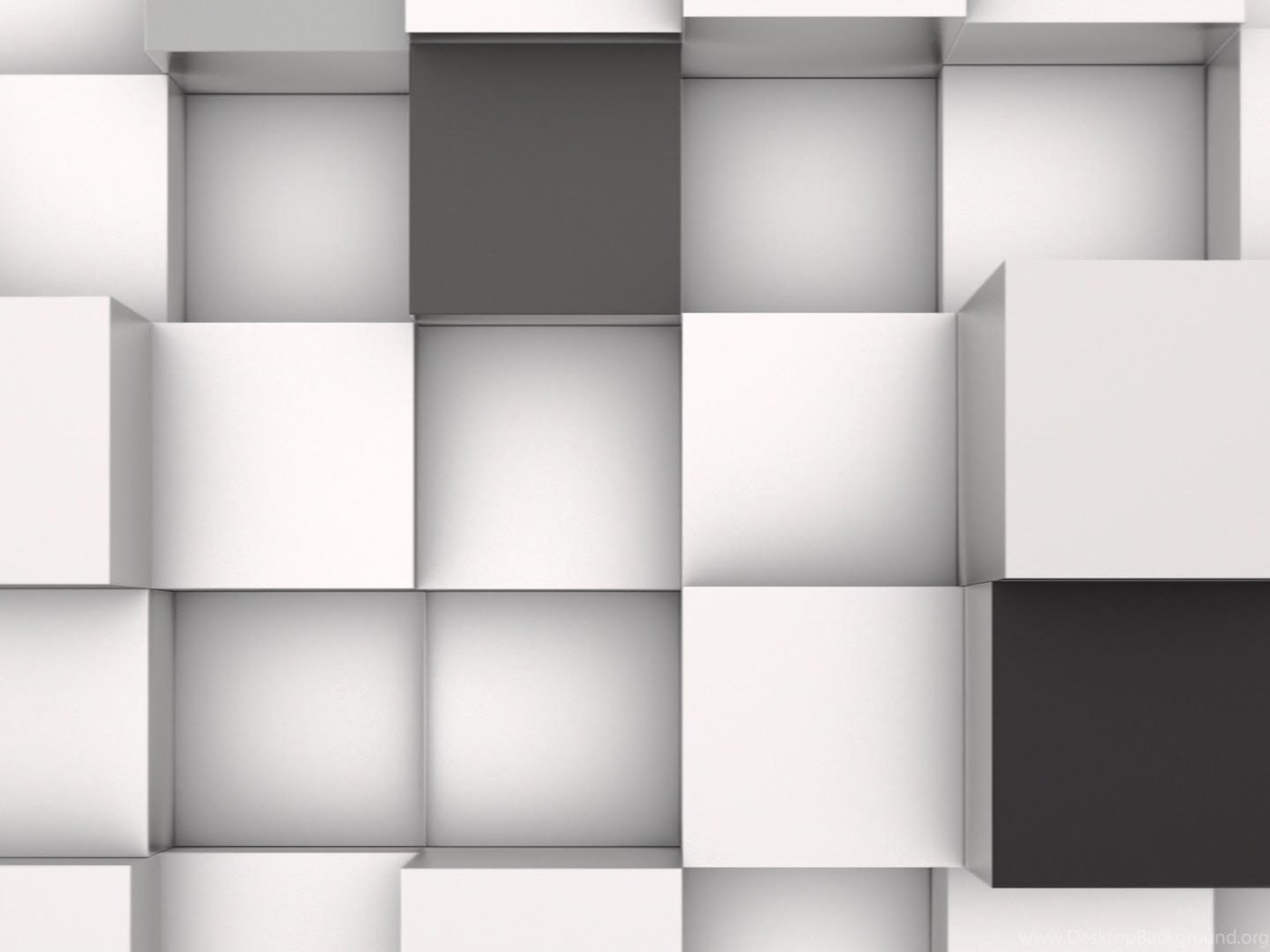 White 3d Backgrounds Wallpapers Cave Desktop Background