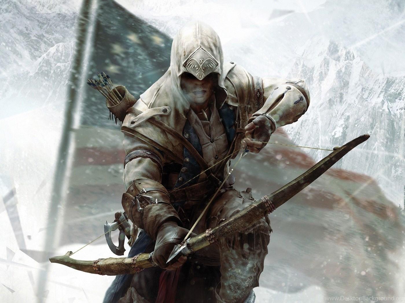 Assassin S Creed 3 Wallpapers Desktop Background