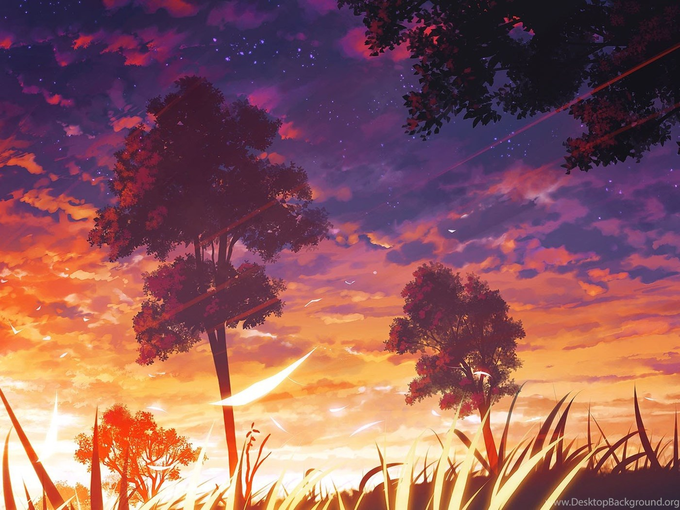 Wonderful anime scenery wallpapers desktop background - Anime background ...