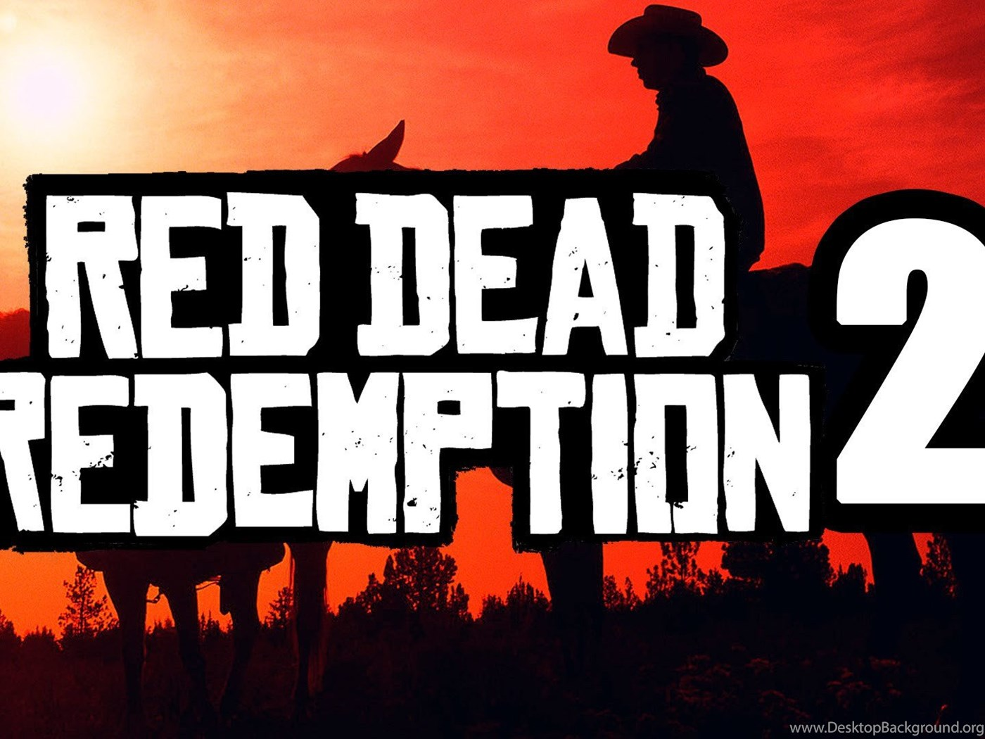 Red Dead Redemption 2 Wallpaper Images Photos Pictures Backgrounds