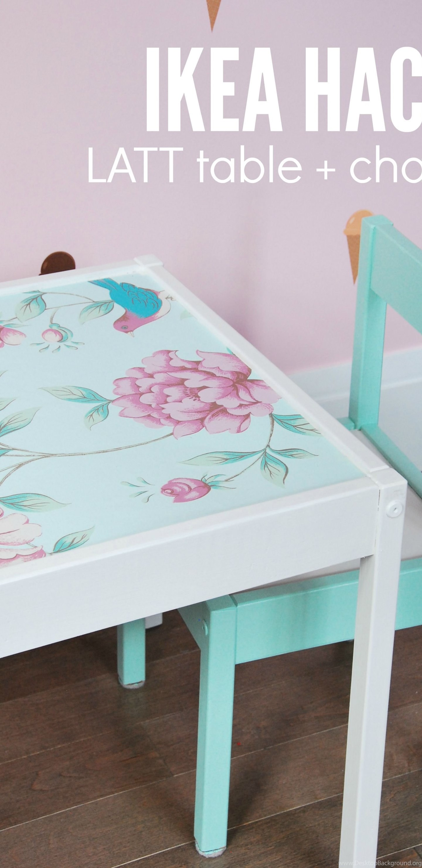 Ikea Hack Latt Table And Chairs The