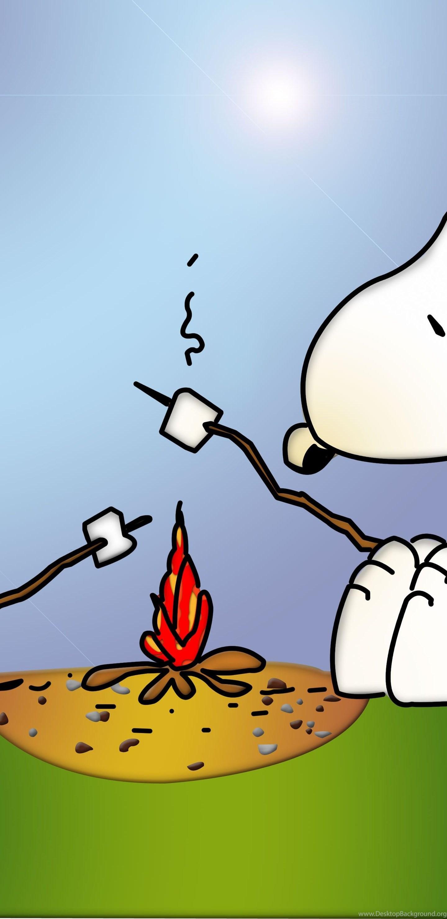 Snoopy Woodstock Cartoon Wallpapers For Macbook Cartoons Wallpapers Desktop Background