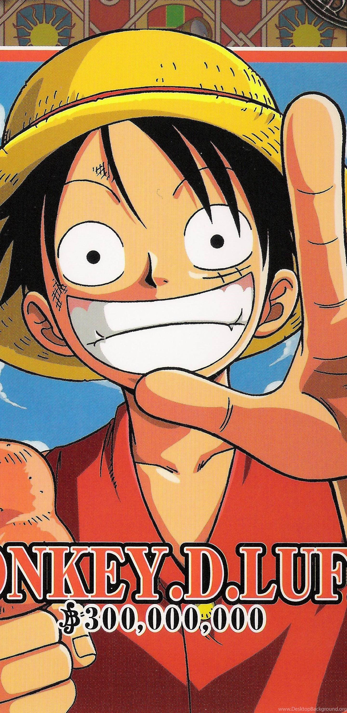 One Piece Luffy Wallpapers 2 Desktop Background