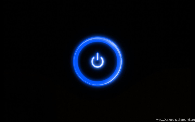 Blue Neon Wallpapers Desktop Background