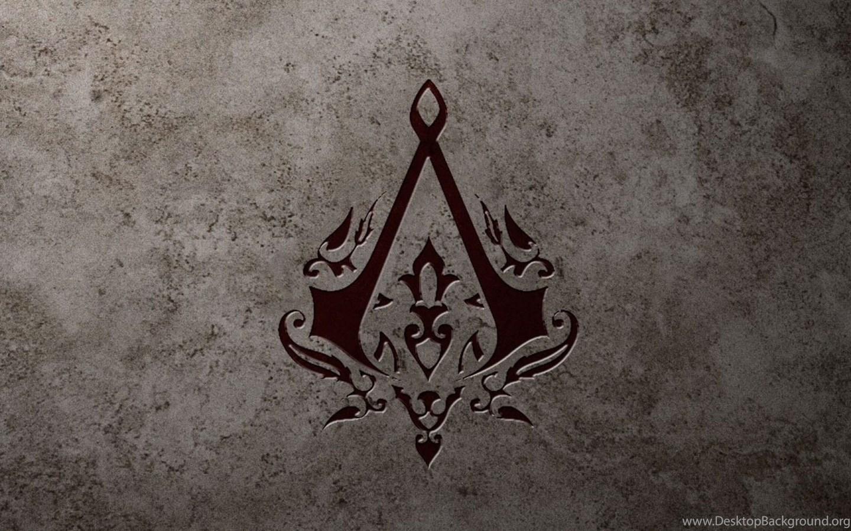 Assassin Creed Logo Wallpaper Desktop Background
