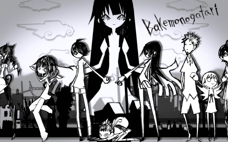 bakemonogatari wallpapers dump album on imgur desktop
