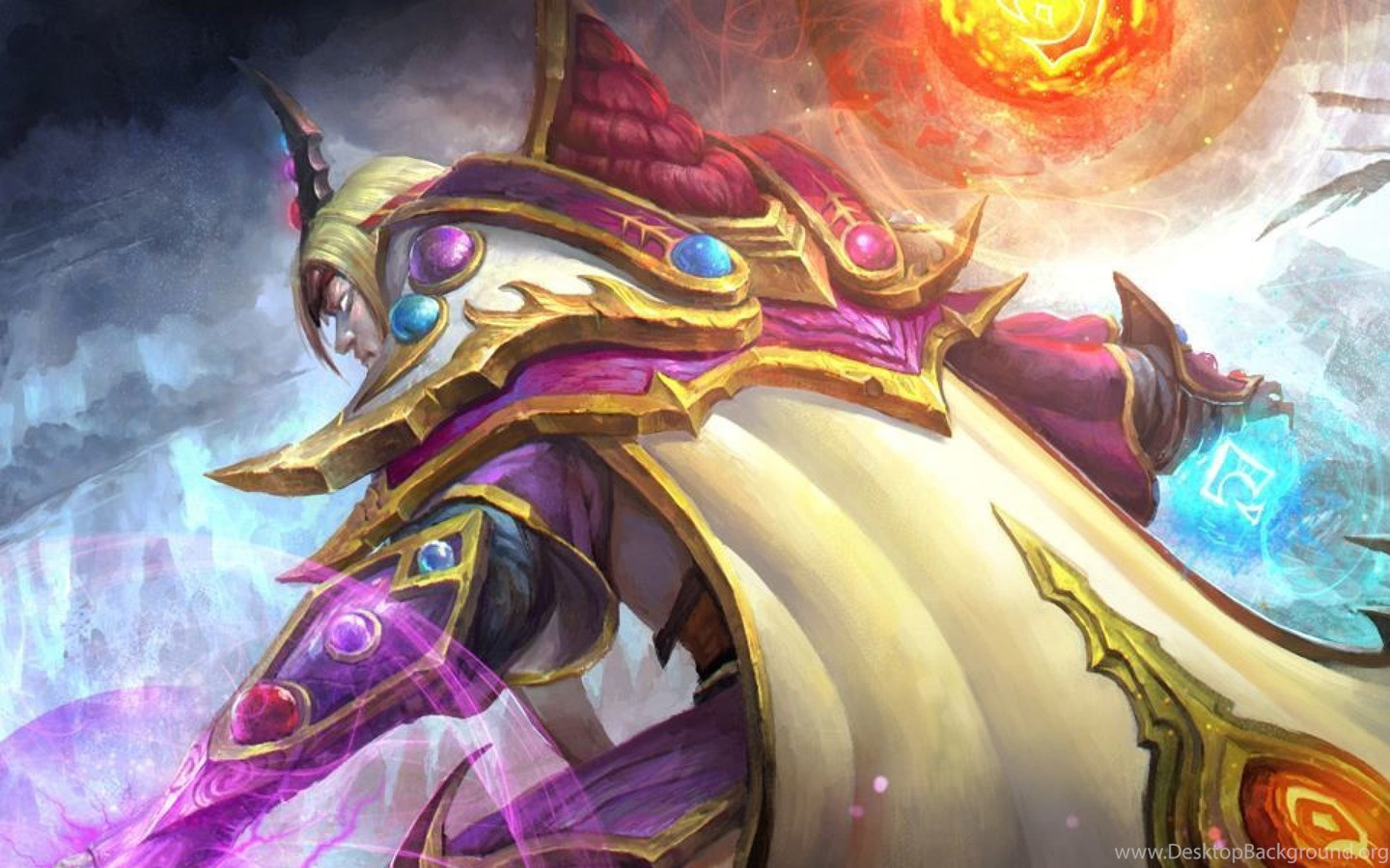 Invoker HD Wallpaper DOTA 2 Source Dual Wide Dota Wallpapers Desktop Backgrounds 3840x1200