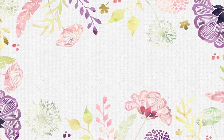 Free Floral Desktop Wallpapers I Choose Happiness Desktop Background