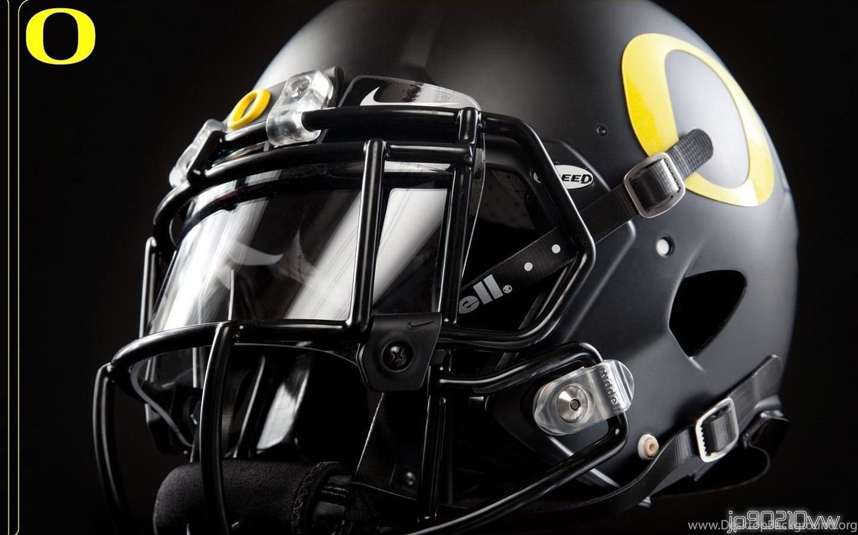 Black Oregon Ducks Helmet Hd Football Wallpapers