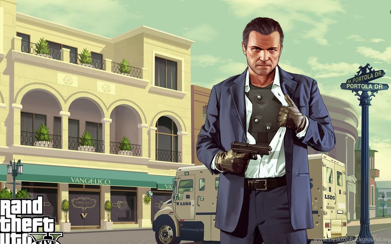 Grand Theft Auto V Wallpaper  Download