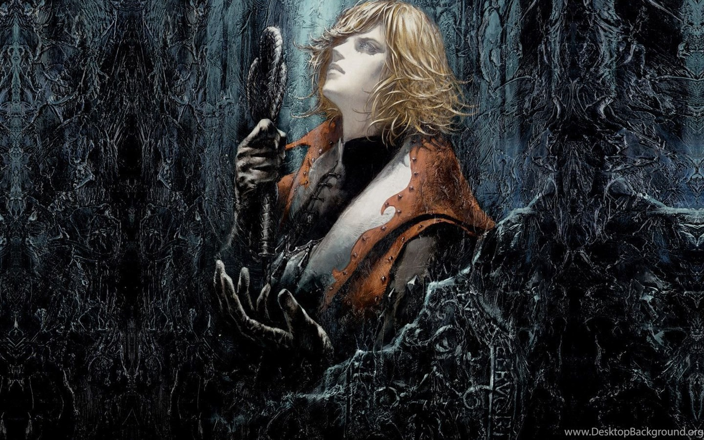 Wallpapers Castlevania Castlevania Lords Of Shadow Games Image
