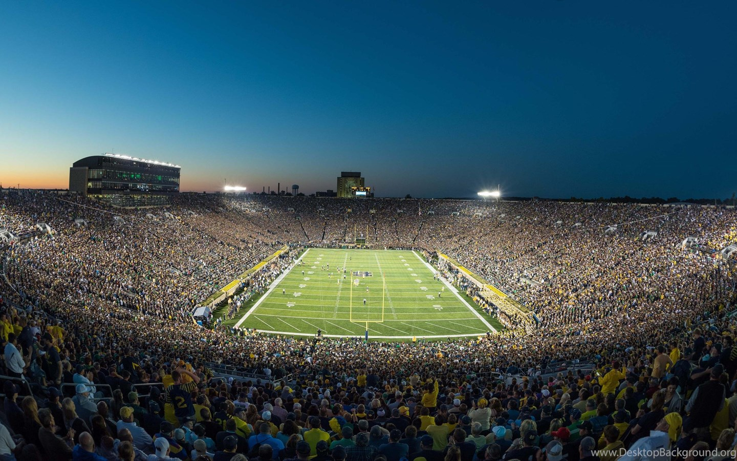 Notre dame football new wallpapers desktop background - Notre dame football wallpaper ...