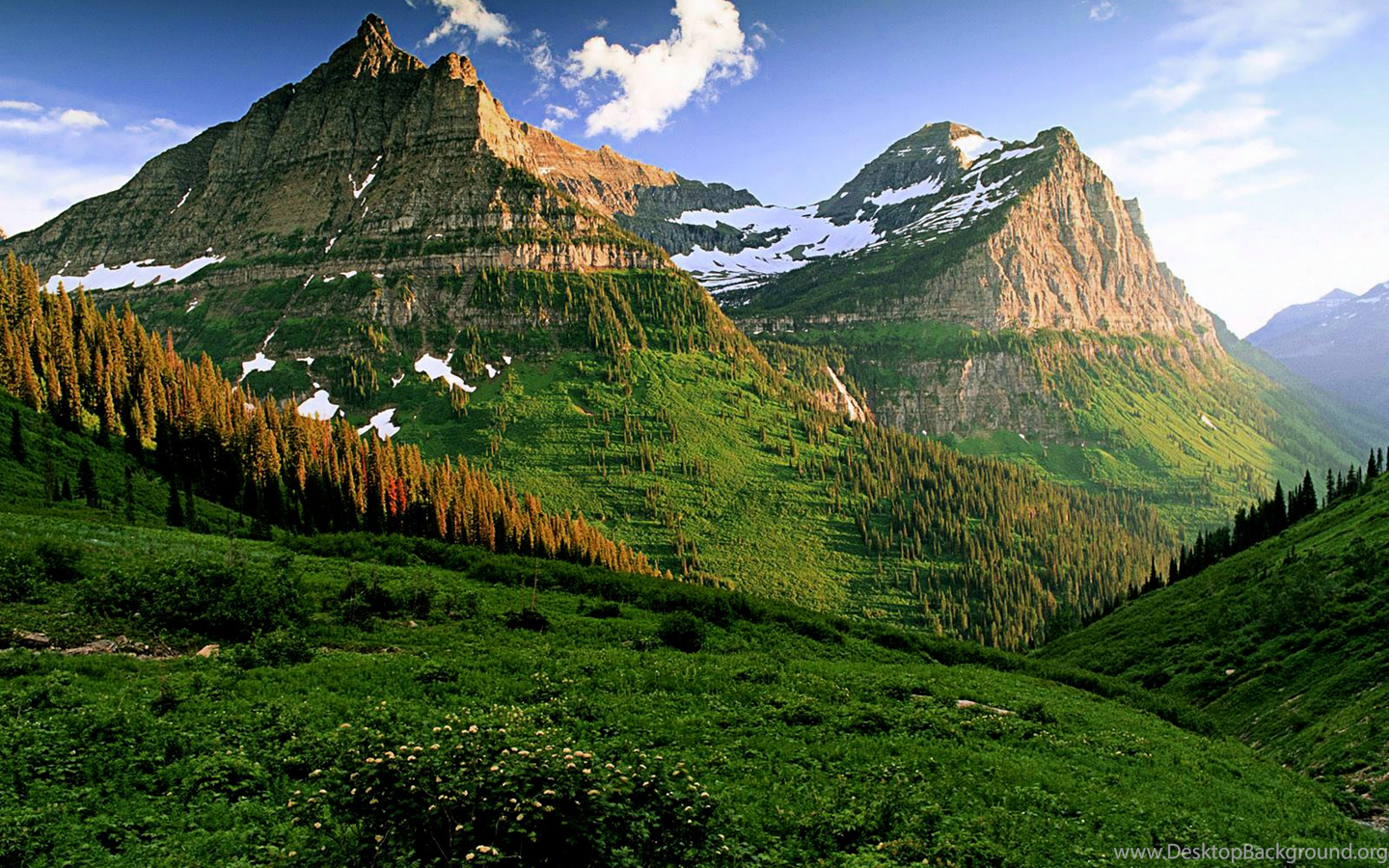 Glacier National Park Desktop Wallpapers Hd Wallpapers Desktop