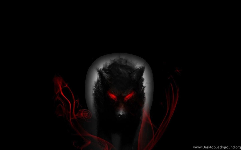 Dark Wolf Wallpapers Desktop Background