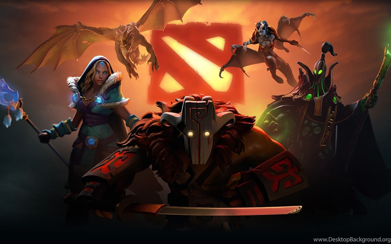 Dota Wallpapers Maker 2016 Defense Of The Ancients Games Desktop