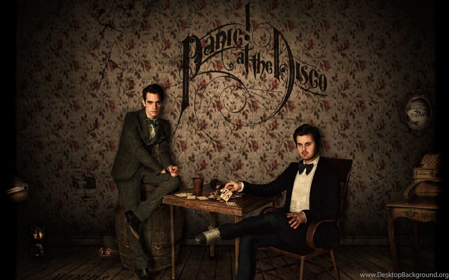 Panic At The Disco Wallpapers By Sleepy Stone On Deviantart